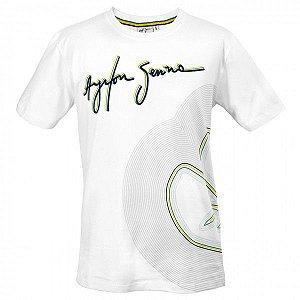 Camiseta Senna - TRACK LINES