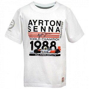 Camiseta Senna - MCLAREN 1988