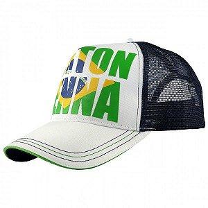 Boné Senna - SENNA BRAZIL