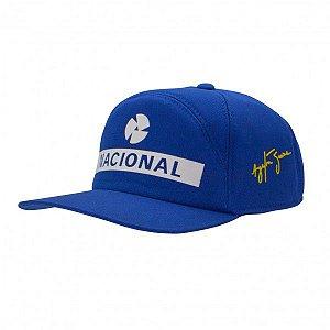 Boné Senna - NACIONAL COLECIONADOR