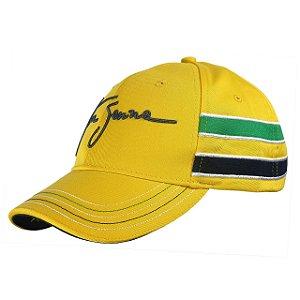 Boné Senna - HELMET