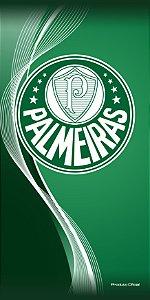 Toalha Palmeiras Aveludada Bouton