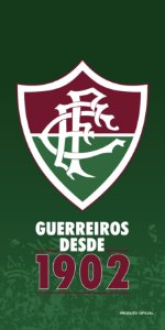 Toalha Fluminense Aveludada Bouton