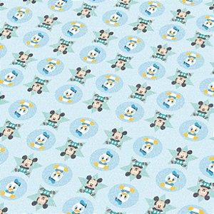 Manta Bebê Mickey Disney Microfibra Soft Jolitex