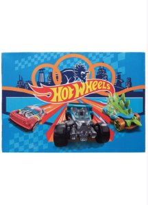 Tapete Hot Wheels Joy Jolitex 70x100 cm