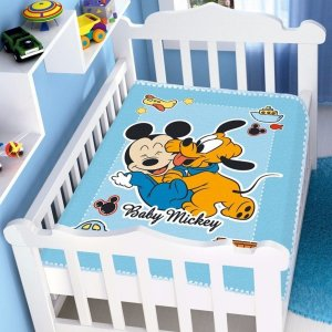 Cobertor Infantil Disney Mickey Divertido Jolitex