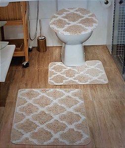 Jogo Banheiro Urban Jolitex Deli