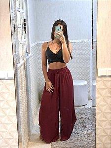Pantalona Aladim Vinho
