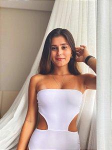 Body Verão Branco