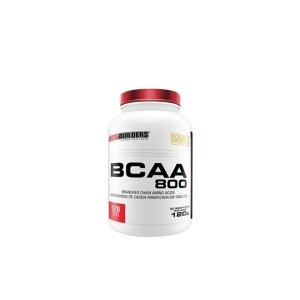 BCAA 800 - 120caps - BodyBuilders
