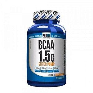 BCAA 1,5g 60 Caps - Profit