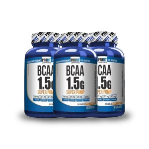 Combo 3 BCAA 1.5G 60 caps – PROFIT