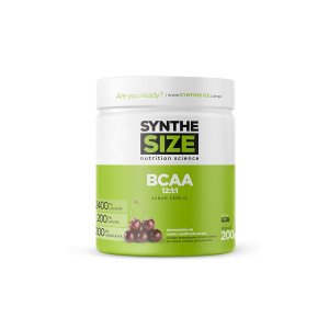 BCAA 12:1:1 - 200g - Synthesize