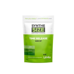 Whey Time Release 1,814kg - Synthesize