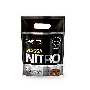 Massa Nitro 2,52kg - Probiótica