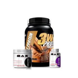 Combo 3Whey Protein