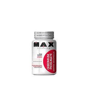 Chromium Picolinate 120 caps - Max Titanium
