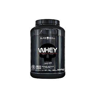 Whey 900g - Black Skull