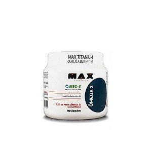 Omega 3 90caps - Max Titanium