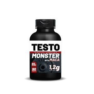 Testo Monster with maca 90 tabletes