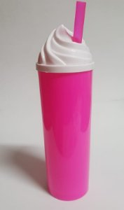 Long Chantilly 330 ml Pink