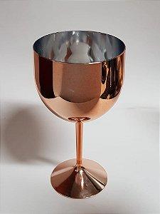 Taça Shelby Metalizado Rose 550ml