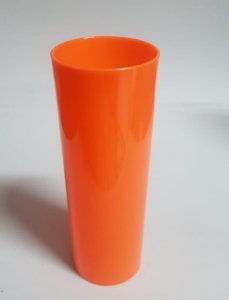 Copo Long drink 320 ml Tangerina (neon)