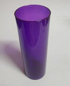 Long 320 ml Roxo Transparente