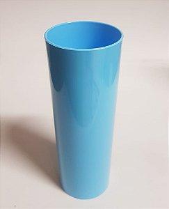 Long 320ml Azul Bebe Solido