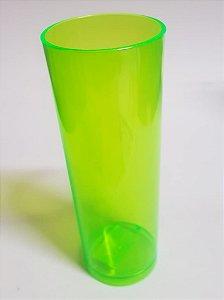 Long 320 ml Verde Transparente