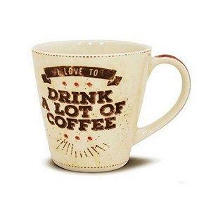 Caneca Corona Coffe Drink