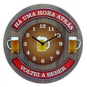 Relógio Bar