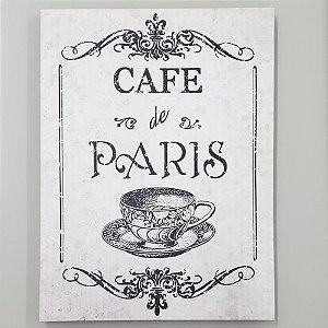 Painel Cafe de Paris