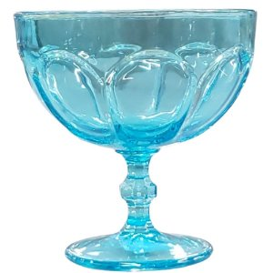 Taça Sorvete Country Azul