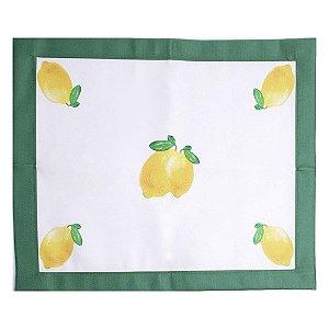 Jogo Americano Limão Siciliano