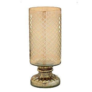 Candelabro Decorativo Dourado