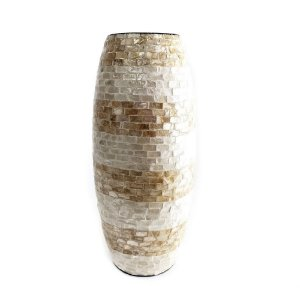 Vaso Decorativo Madre Pérola G
