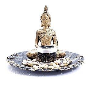 Buda Candelabro