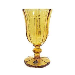 Conjunto 6 Taças Champanhe Âmbar