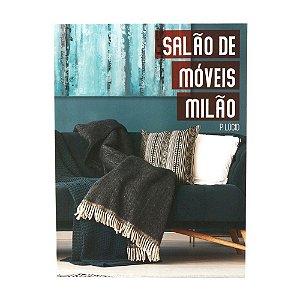 Caixa Decorativa Livro Salão de Móveis Milão