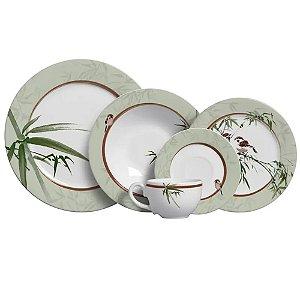 Aparelho de Jantar em Cerâmica 30 Peças Zen Scalla