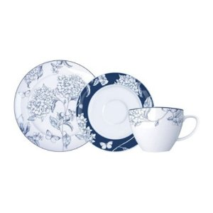 Aparelho de Jantar em Porcelana 30 Peças Versa Germer