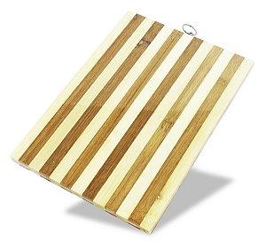 Tábua para corte em Bambu 24x34cm