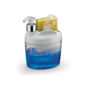 Porta detergente/bucha com bico - Arthi