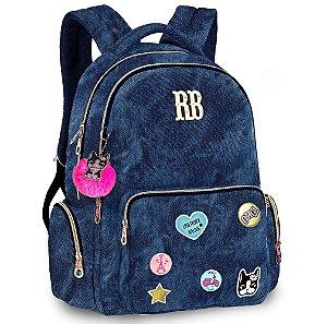 Mochila Rebecca Bonbon RB9139 Jeans - Clio