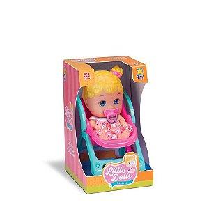 Boneca My Little Dolls Passeio