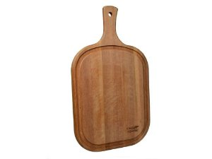 Tábua de Corte p/ Alimentos/Churrasco 40x23,3x1,2cm Delicate - Tramontina