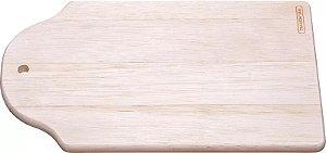 Tabua de Madeira p/ Corte de Alimentos Ecotábua 34x19x1,5cm III - Tramontina