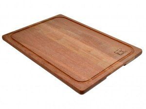 Tábua de Corte p/ Alimentos/Churrasco 40x28x1,5cm Delicate - Tramontina