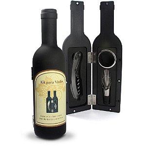 Kit de Acessórios para Vinho com 3 peças